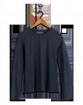 neushop women cotton t-shirt  Corbi Blue Nights