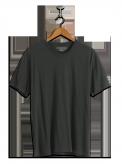 neushop men cotton t-shirt  Lysell  Peat