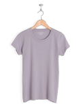 neushop-women-cotton-t-shirt-meda-lavender-aura