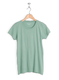 neushop-women-cotton-t-shirt-meda-granite-green