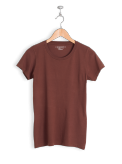 neushop-women-cotton-t-shirt-meda-red-mahogany
