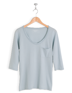 neushop-women-cotton-t-shirt-emile-smoke-gray