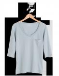 neushop-women-cotton-t-shirt-emile-celestial-blue