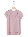 neushop-women-cotton-t-shirt-gugelot-mauve-shadows