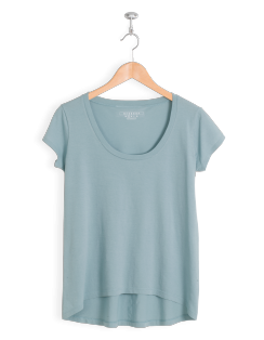 neushop-women-cotton-t-shirt-gugelot-pale-olive-green