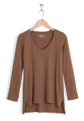 neushop-women-cotton-t-shirt-mellor-cognac