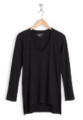 neushop-women-cotton-t-shirt-mellor-black