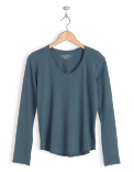 neushop-women-cotton-t-shirt-eero-china-blue