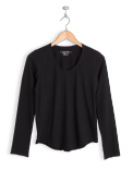 neushop-women-cotton-t-shirt-eero-black