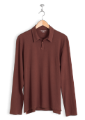neushop-man-polo-scott-cotton-shirt-red-mahogany
