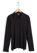 neushop-man-polo-scott-cotton-shirt-black