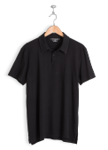 neushop-man-polo-louis-cotton-shirt-black
