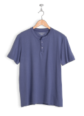 neushop-man-loewy-cotton-t-shirt-skipper-blue