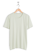 neushop-man-frank-cotton-t-shirt-green-tint