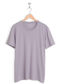 neushop-man-frank-cotton-t-shirt-lavender-aura
