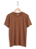 neushop-man-frank-cotton-t-shirt-root-beer