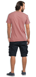 neushop-man--frank-cotton-t-shirt-old-rose-back