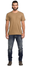 neushop-man-frank-cotton-t-shirt-woodsmoke-front