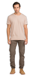 neushop-man-frank-cotton-t-shirt-smoke-gray-front
