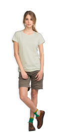 neushop-women-cotton-t-shirt-meda-green-tint-front