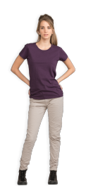 neushop-women-cotton-t-shirt-meda-shadow-purple-front
