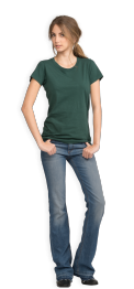 neushop-women-cotton-t-shirt-meda-ponderosa-pine-front