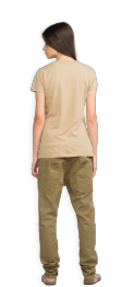 neushop-women-cotton-t-shirt-meda-pale-olive-green-back
