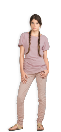neushop-women-cotton-t-shirt-meda-mauve-shadows-front