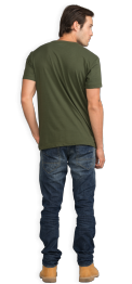 neushop-man-frank-cotton-t-shirt-riffle-green-back