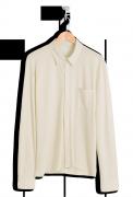 neushop-man-krohn-cotton-shirt-silver-green