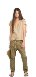 neushop-woman-gugelot-cotton-t-shirt-pale-olive-green