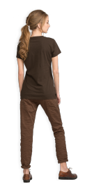 neushop-women-cotton-t-shirt-meda-chestnut-back2