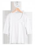 Emile V-Neck Short Sleeve T-Shirt