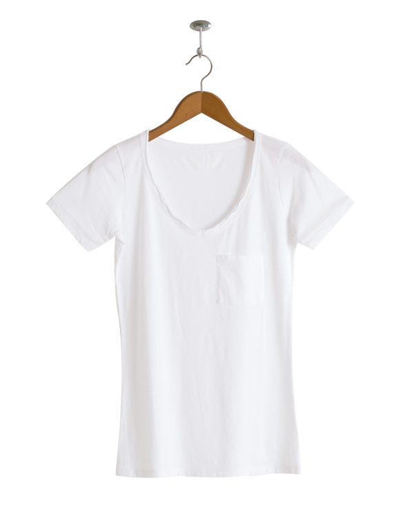 Neushop women tops neutrals foster for Large v neck t shirts