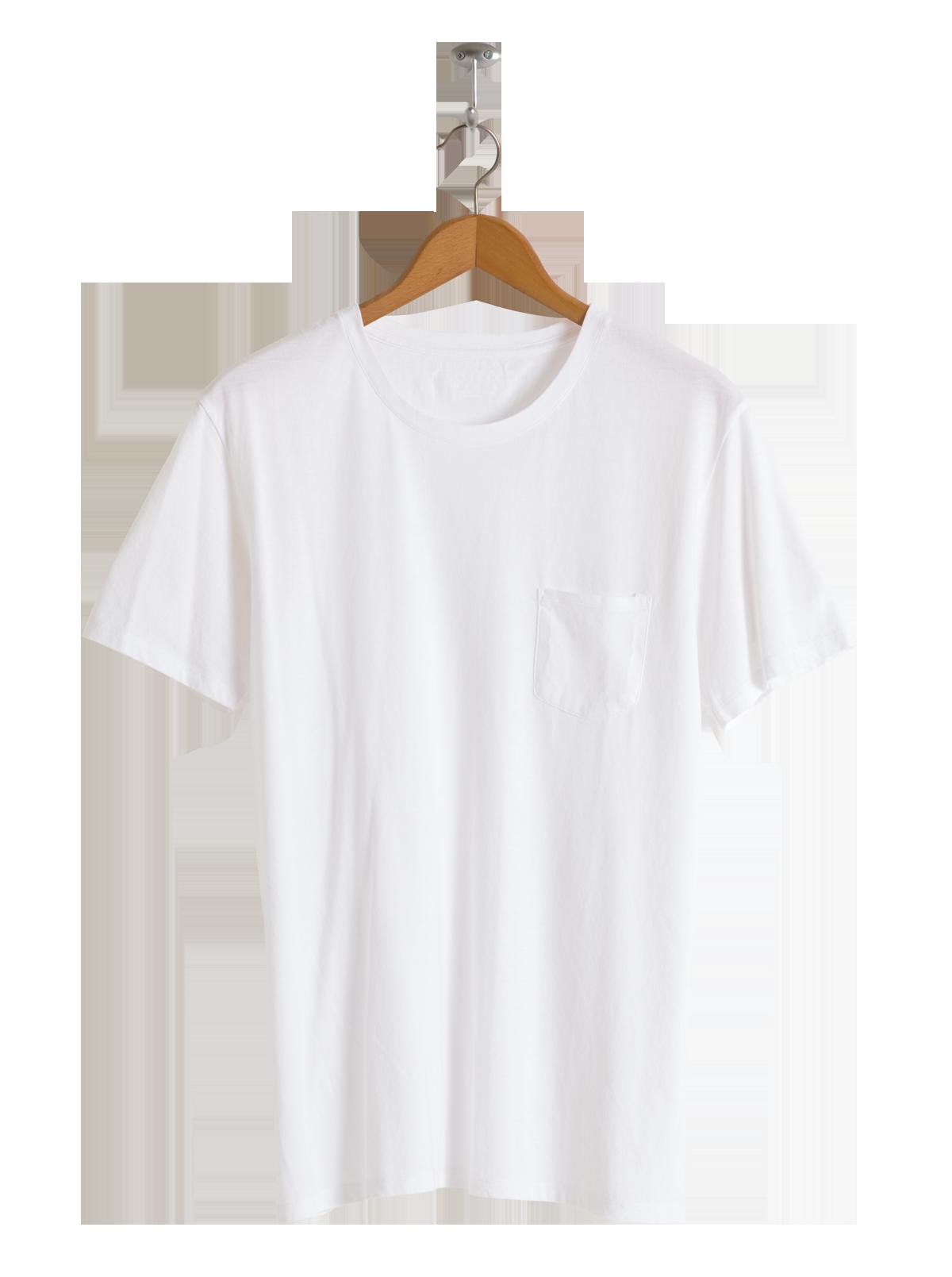T shirt white png - Neushop Men Webb Tshirt White