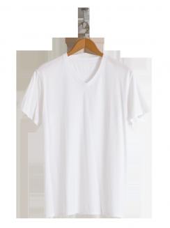 neushop men cotton t-shirt  Morris Blue Nights