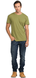 neushop-man-frank-cotton-t-shirt-calliste-green