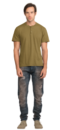 neushop-man-loewy-cotton-t-shirt-nutria