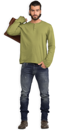 neushop-man-walter-cotton-t-shirt-calliste-green