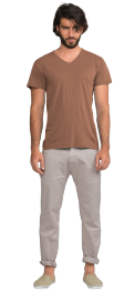 neushop-man-william-cotton-t-shirt-cognac