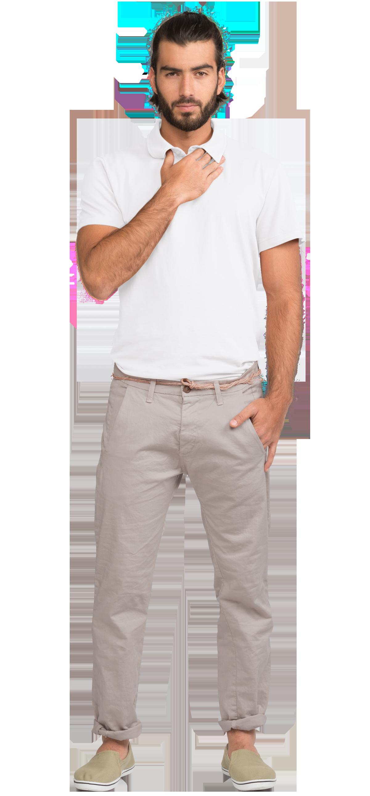 Neushop men tops oxides louis for Man in white shirt