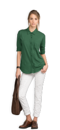 neushop-woman-hoffman-cotton-shirt-smoke-pine