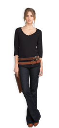 neushop-woman-emille-cotton-t-shirt-black
