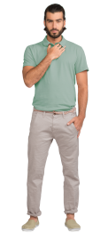 neushop-man-polo-louis-cotton-shirt-granite-green