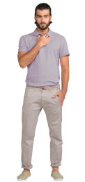 neushop-man-polo-louis-cotton-shirt-lavender-aura
