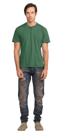 neushop-man-loewy-cotton-t-shirt-smoke-pine