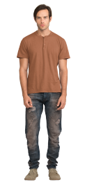 neushop-man-loewy-cotton-t-shirt-root-beer