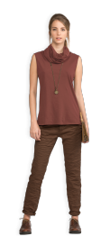 neushop-women-arad-cotton-shirt-mahogany