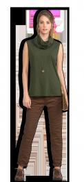 neushop-women-arad-cotton-shirt-rifle-green