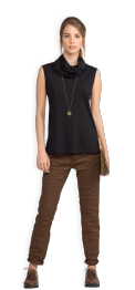 neushop-women-arad-cotton-shirt-black